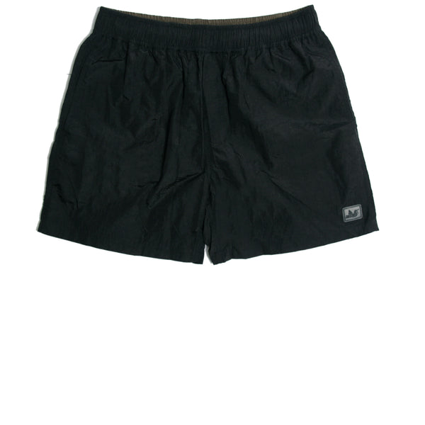 Technical Swim Shorts Black - Peaceful Hooligan