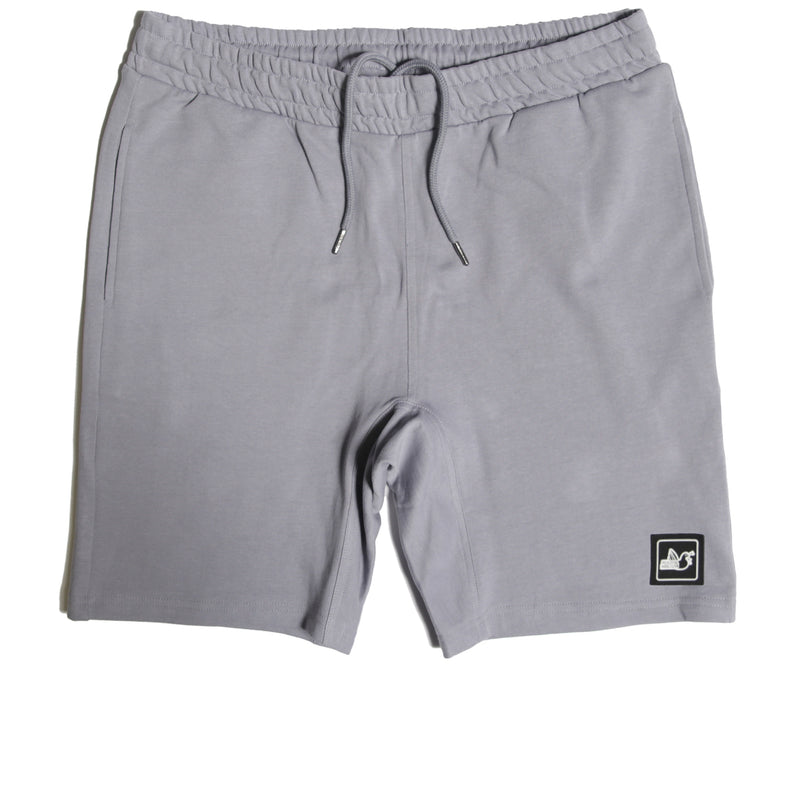 Track Shorts Silver - Peaceful Hooligan