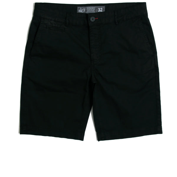 Westley Shorts Black - Peaceful Hooligan