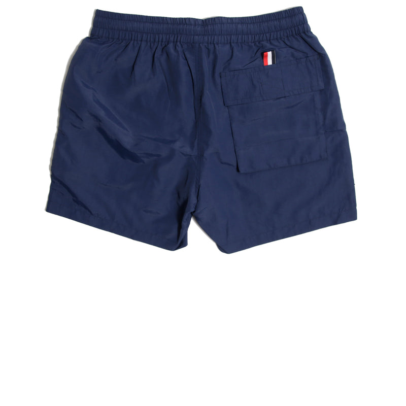 Wyatt Swim Shorts Navy - Peaceful Hooligan