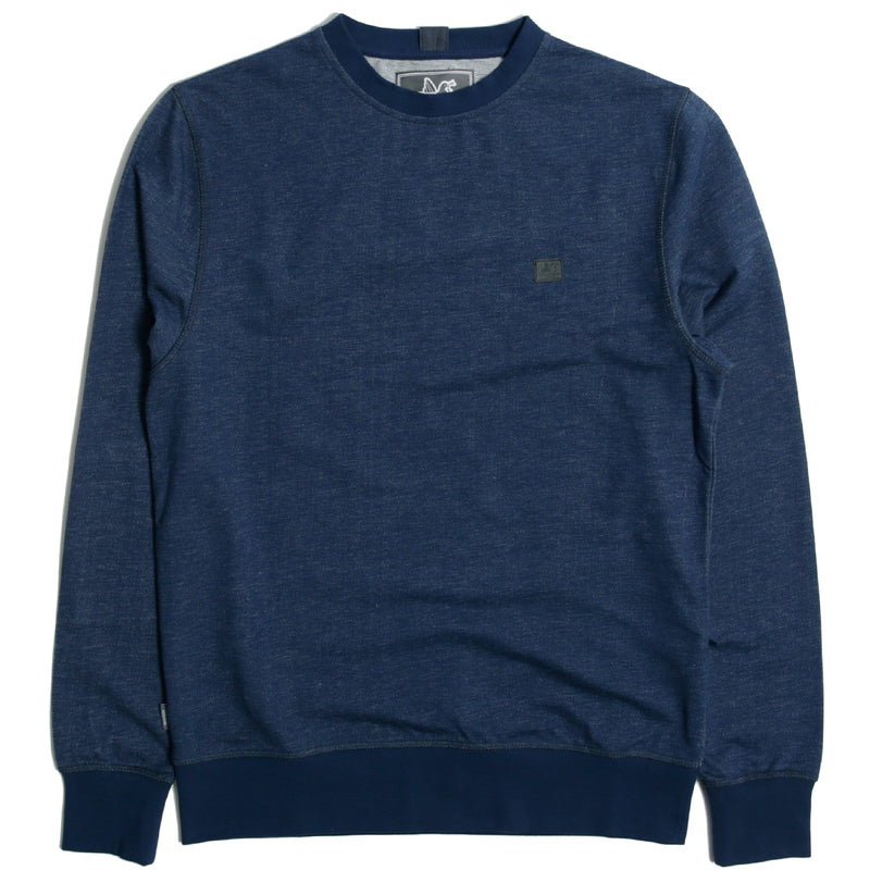 Ashley Sweatshirt Indigo - Peaceful Hooligan