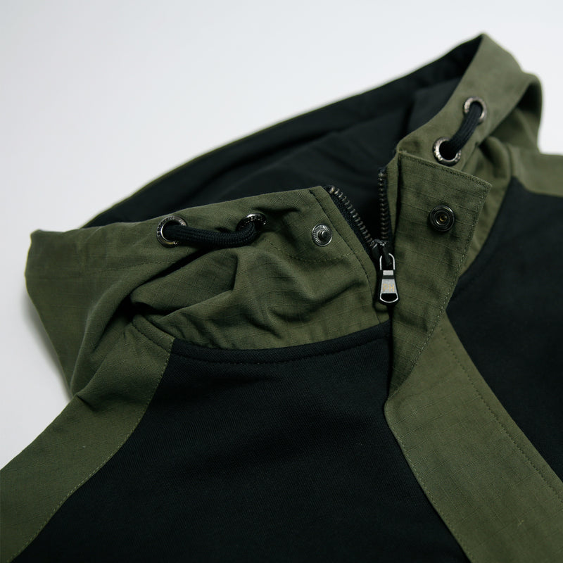 Chandler Hoodie Black - Peaceful Hooligan