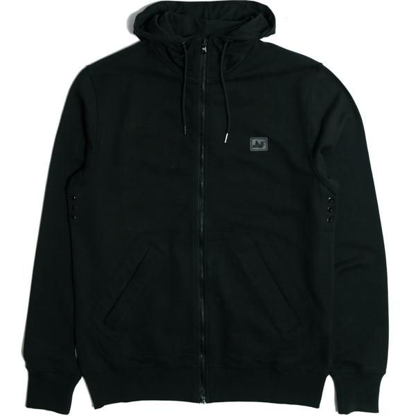 Core Hoodie Black - Peaceful Hooligan
