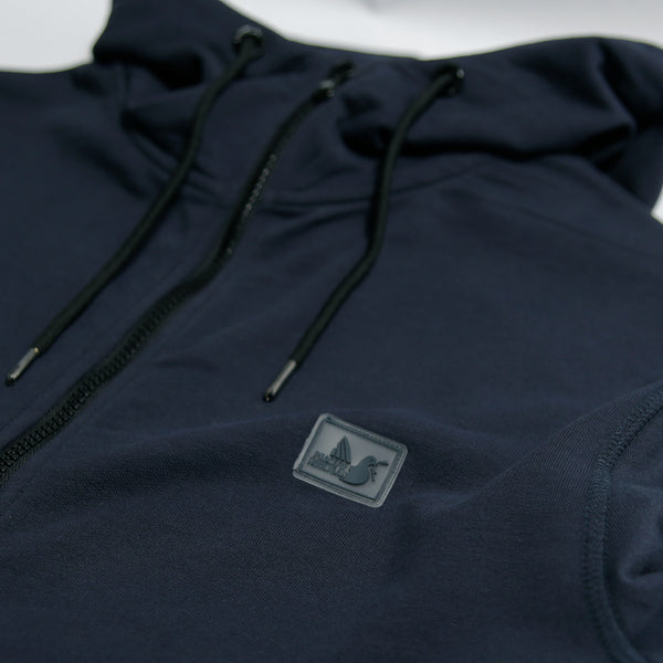 Core Hoodie Navy - Peaceful Hooligan