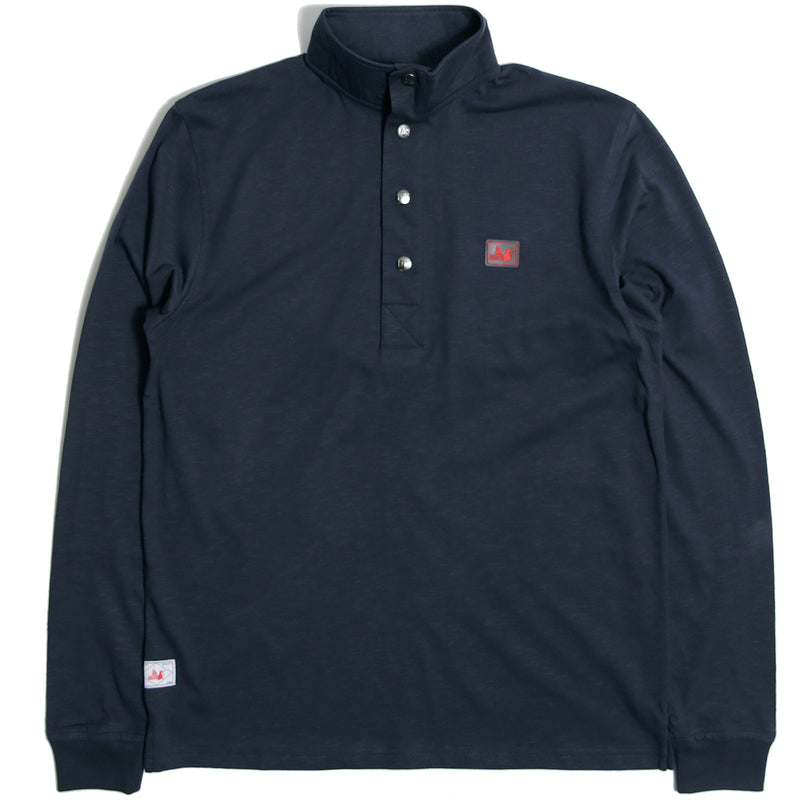 Foster Sweatshirt Navy - Peaceful Hooligan