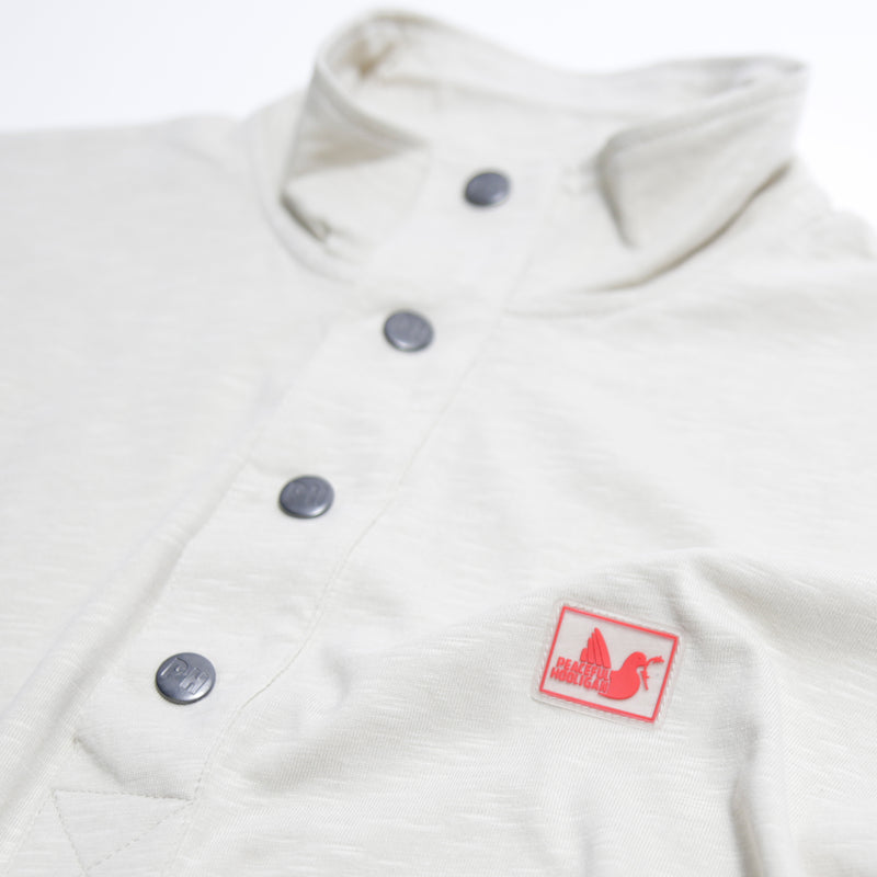 Foster Sweatshirt Oyster - Peaceful Hooligan