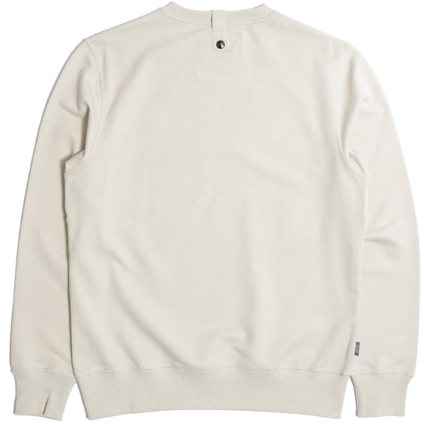 Johnson Sweatshirt Oyster - Peaceful Hooligan