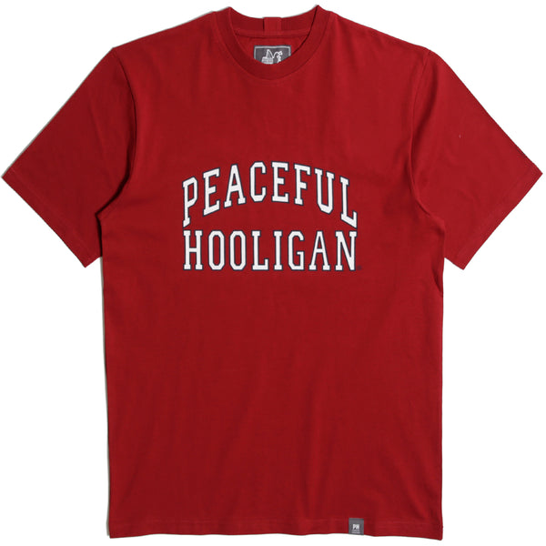 College T-Shirt Dahlia - Peaceful Hooligan