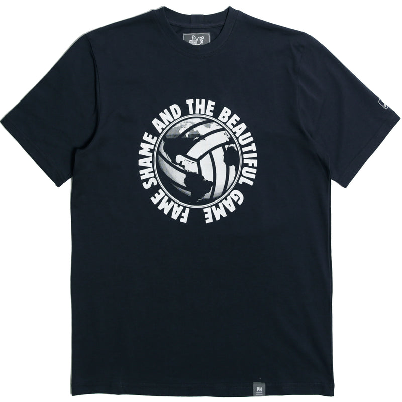 Fame T-Shirt Navy - Peaceful Hooligan