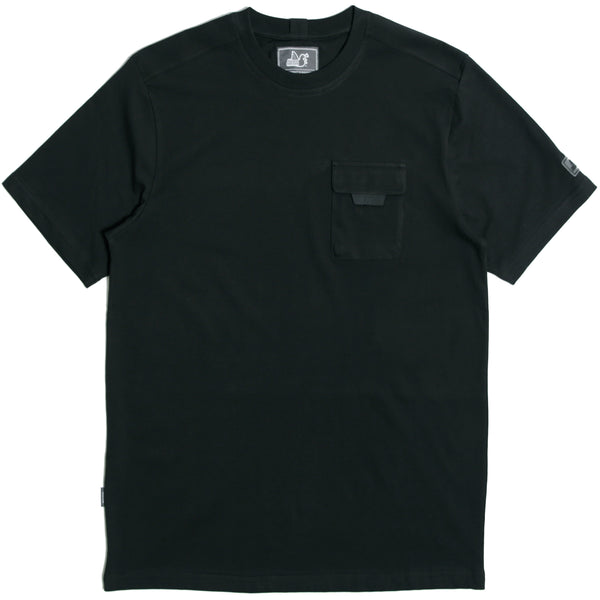 Fletcher T-Shirt Black - Peaceful Hooligan
