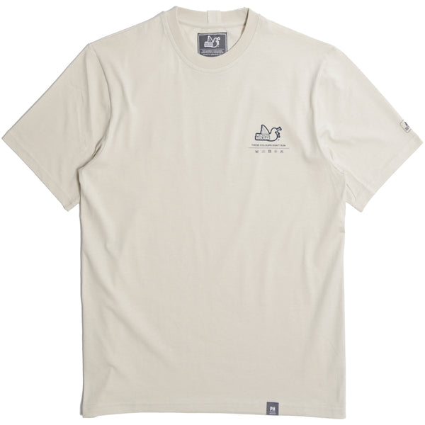Instructor T-Shirt Oyster - Peaceful Hooligan
