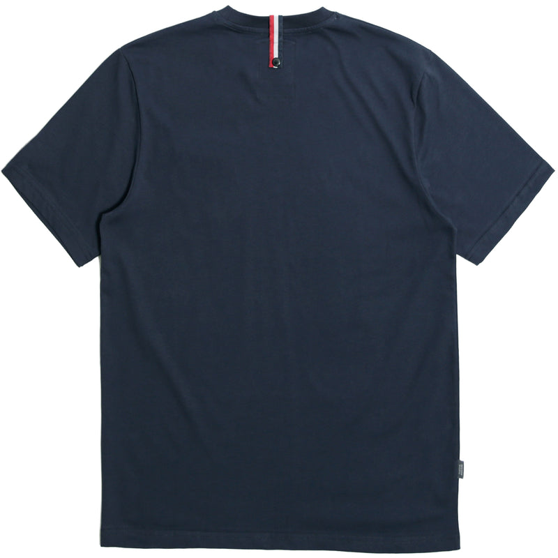 Lavern T-Shirt Navy - Peaceful Hooligan