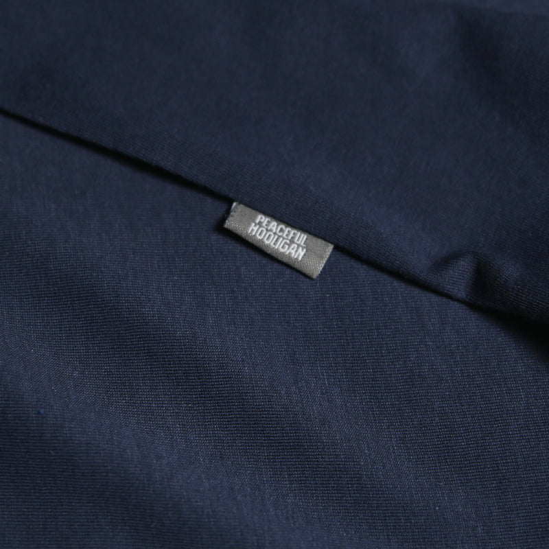 Myor T-Shirt Navy - Peaceful Hooligan