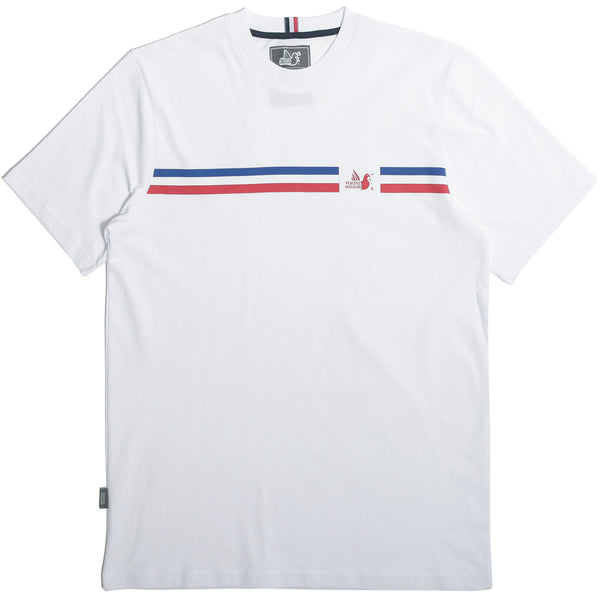 Maddison T-Shirt White - Peaceful Hooligan