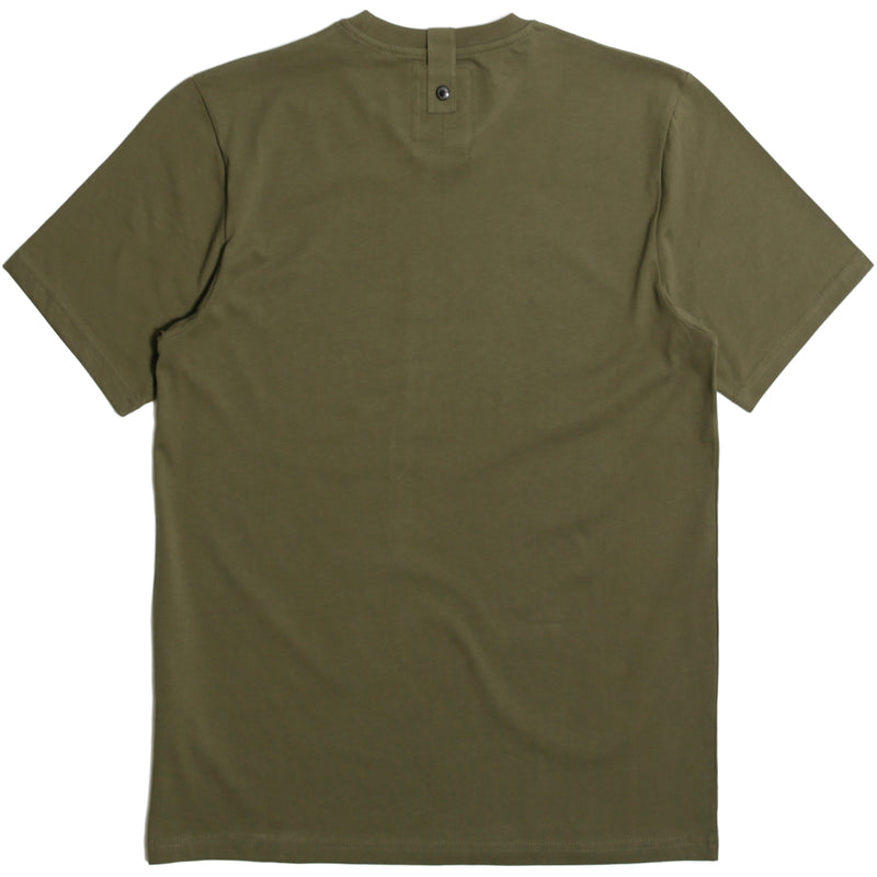 Thumb T-Shirt Olive - Peaceful Hooligan