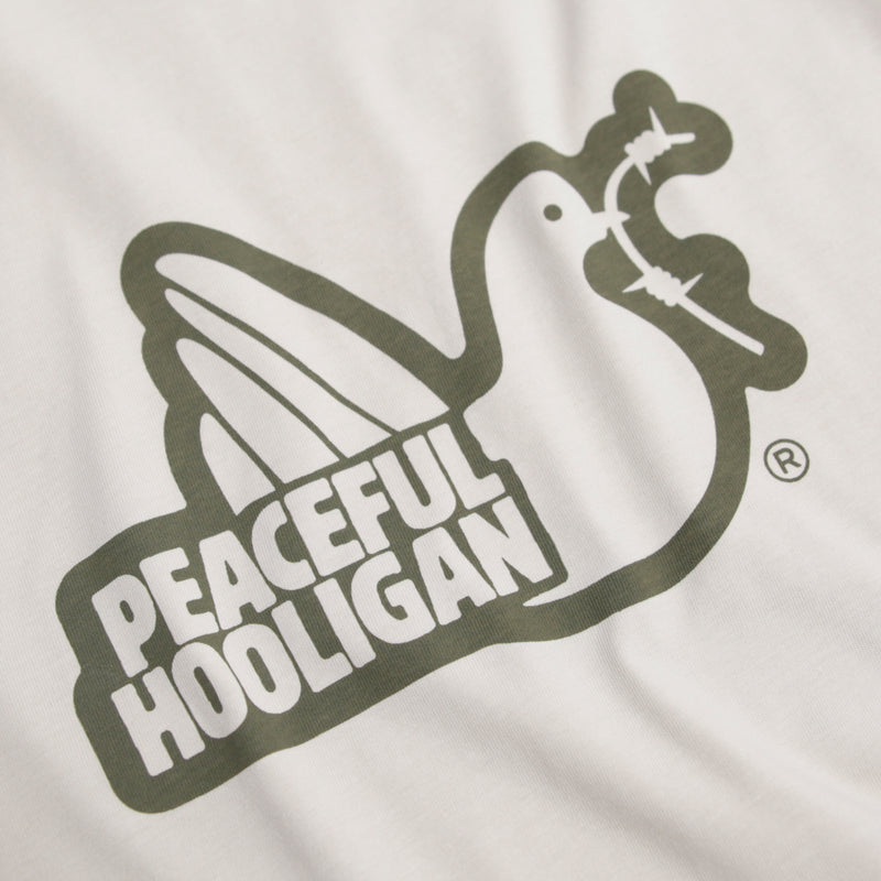 Outline T-Shirt Oyster - Peaceful Hooligan