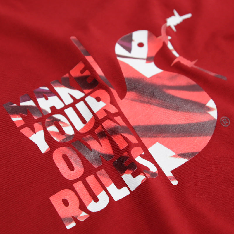 Make Your Own Rules T-Shirt Dahlia - Peaceful Hooligan