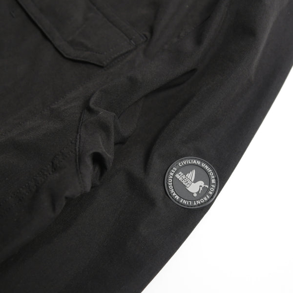Page Overshirt Black