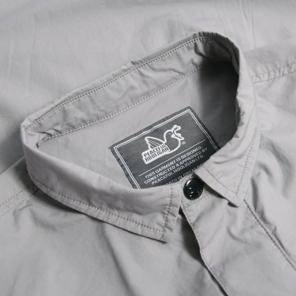 Staff Shirt Mineral Grey