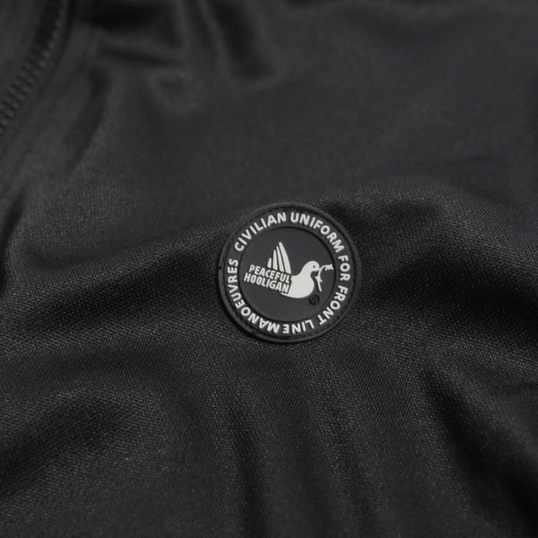 Fury Track Top Black