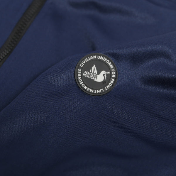 Galvin Track Top Navy