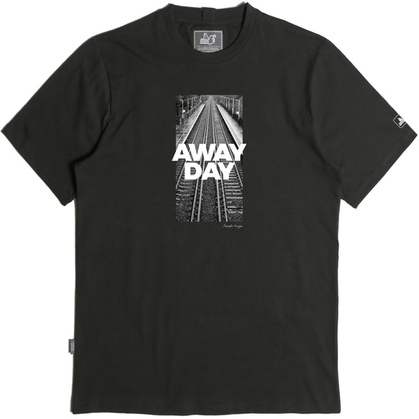 Awaydays T-Shirt Black