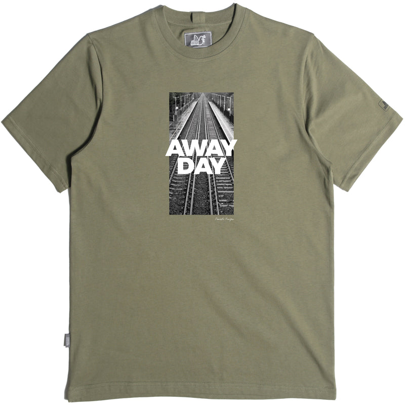 Awaydays T-Shirt Olive