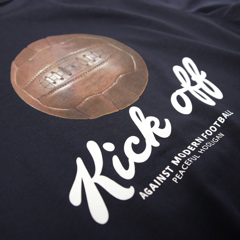 Kick Off T-Shirt Navy