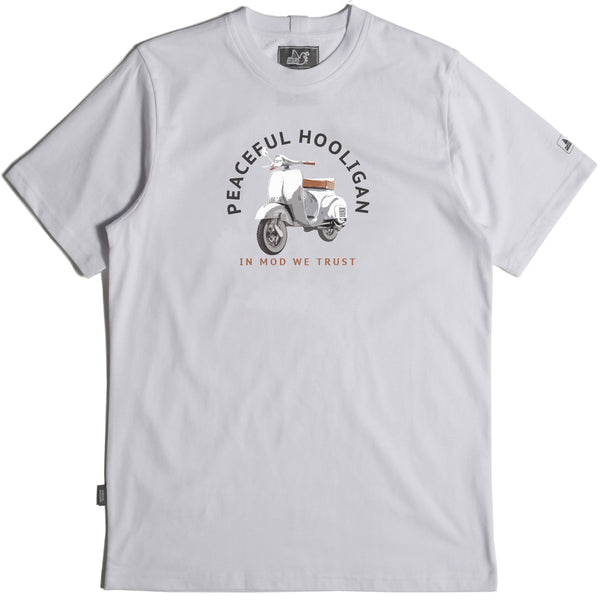 Scooter T-Shirt White