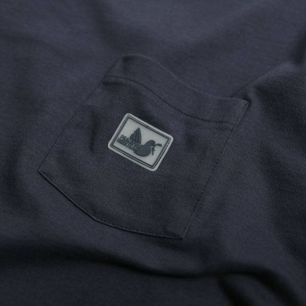 State T-Shirt Navy