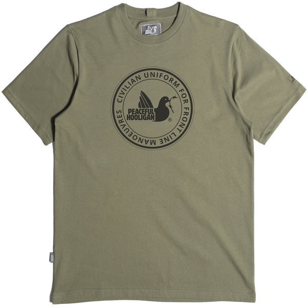 Yielding T-Shirt Olive