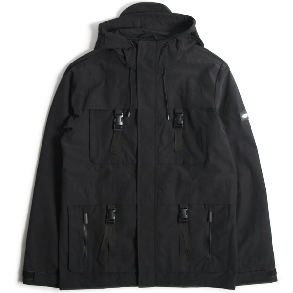 Ladderman Jacket Black