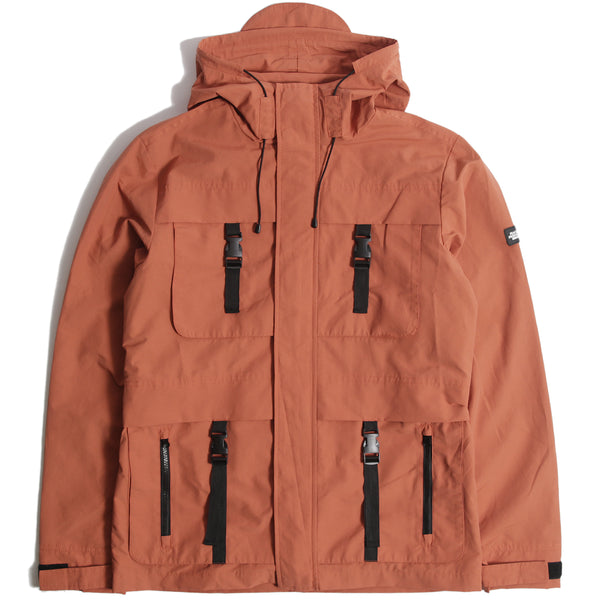 Ladderman Jacket Burnt Orange