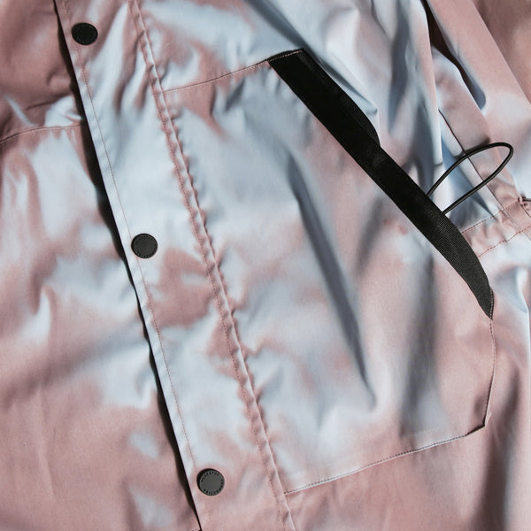 Mercury Jacket Heat Reactive