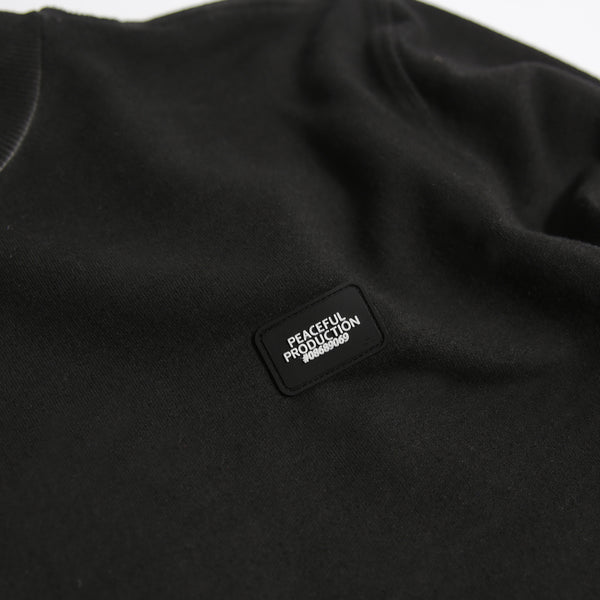 Monument Sweatshirt Black