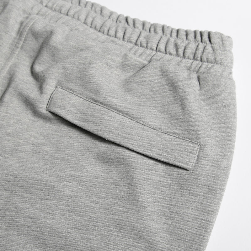 Track Shorts Marl Grey
