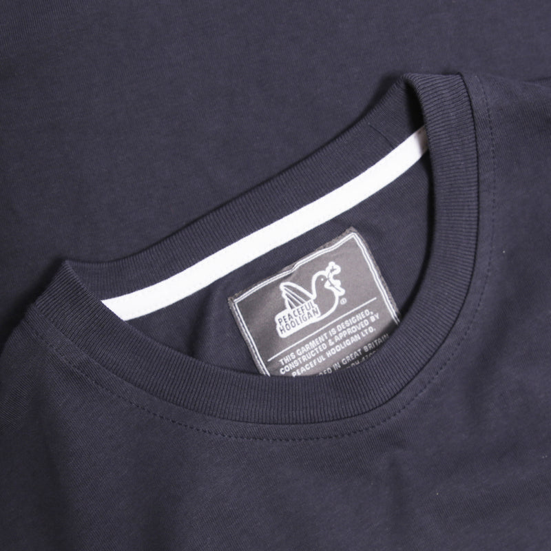 Cathedral T-Shirt Navy