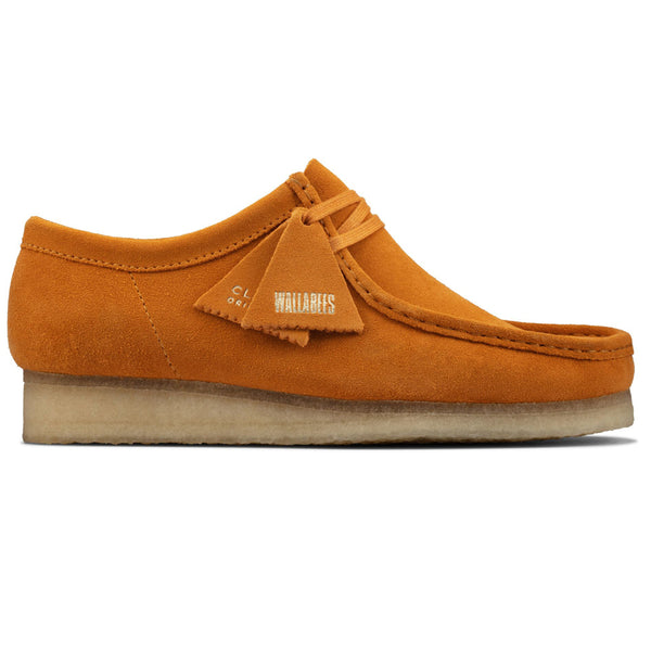 Clarks Originals Wallabee Turmeric