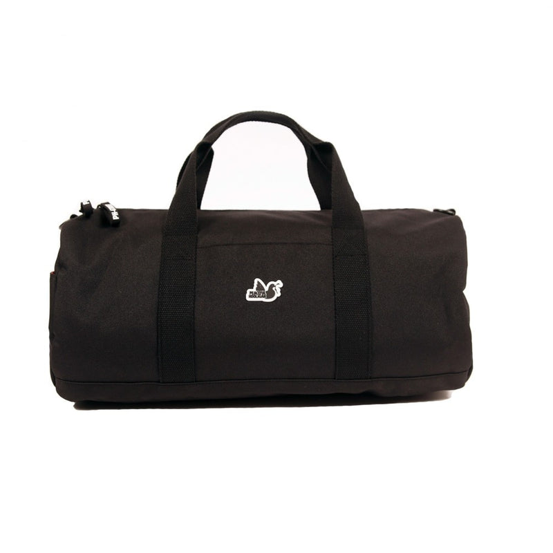 Bastian Barrel Bag - Black - Peaceful Hooligan
