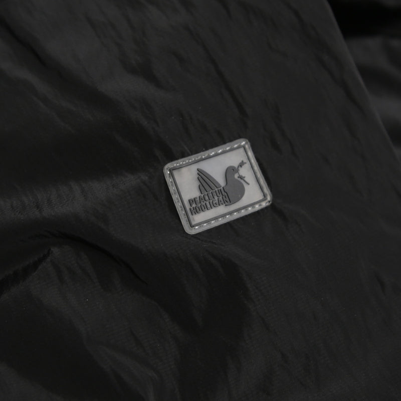 Pablo Jacket Black - Peaceful Hooligan