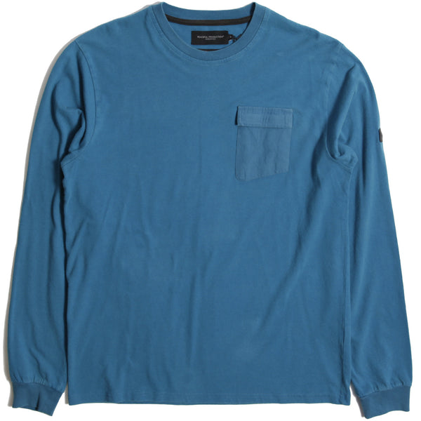 Long T-Shirt Aqua - Peaceful Hooligan