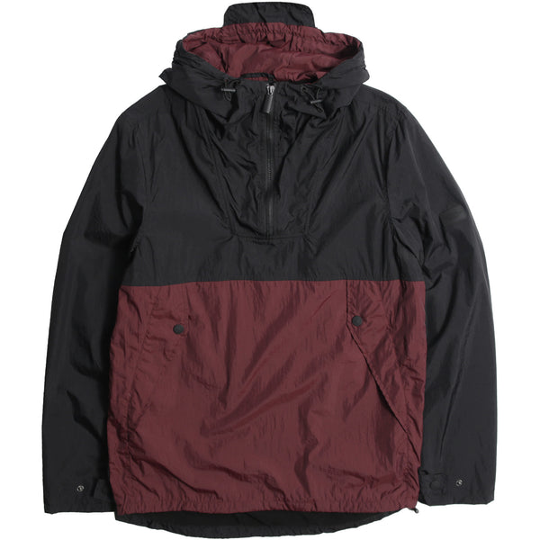Splitsmock Jacket Black - Peaceful Hooligan