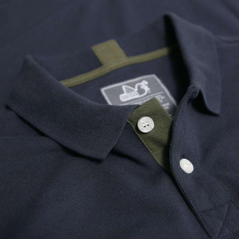 Steward Polo Navy - Peaceful Hooligan