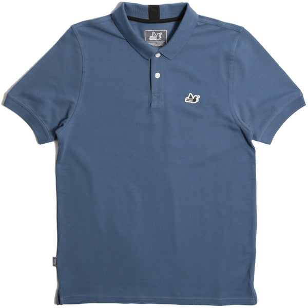 Steward Polo Teal - Peaceful Hooligan