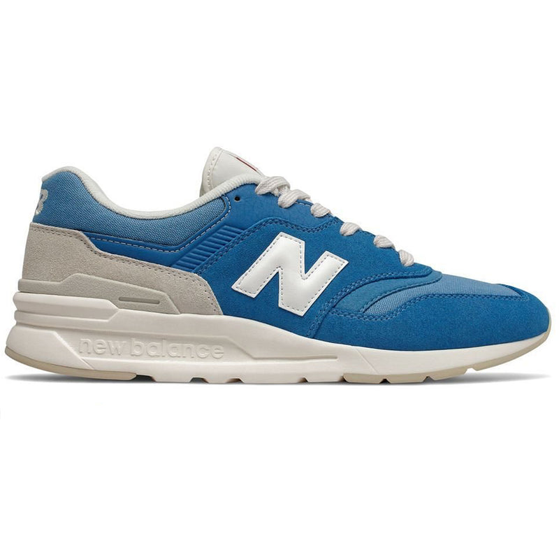 New Balance CM997HBQ Trainers Blue - Peaceful Hooligan