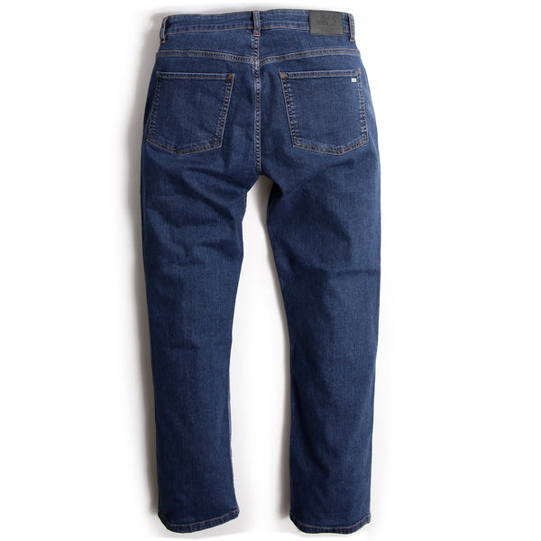 Loose Fit Jeans Mid Wash - Peaceful Hooligan