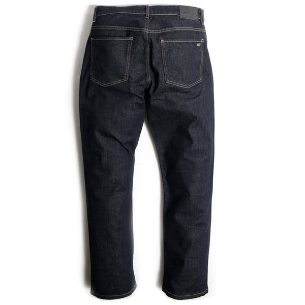 Loose Fit Jeans Rinse Wash - Peaceful Hooligan