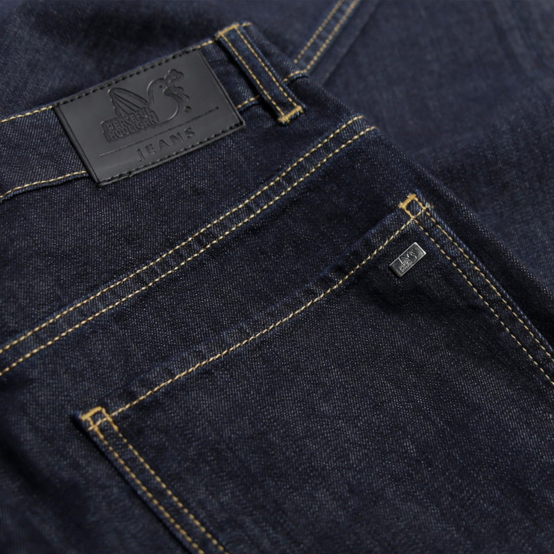 Regular Fit Jeans Rinse Wash - Peaceful Hooligan