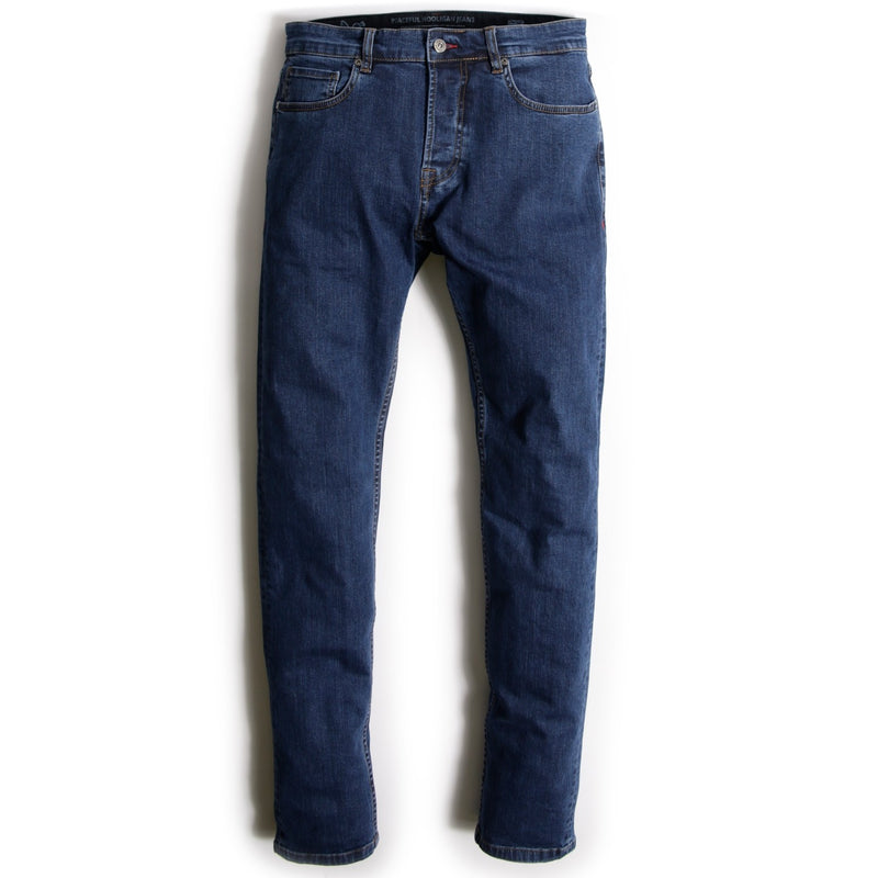 Slim Fit Jeans Mid Wash - Peaceful Hooligan