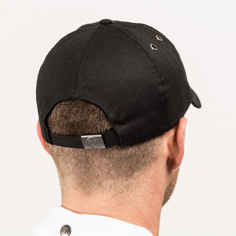 Factor Cap Black - Peaceful Hooligan